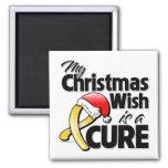 Mi deseo del navidad de COPD es una curación Imán De Nevera