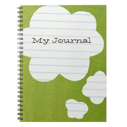 Mi diario cuadernos