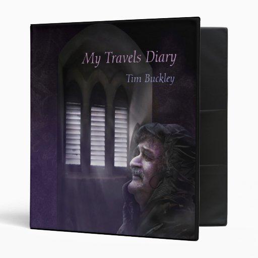 Mi diario de los viajes - carpeta