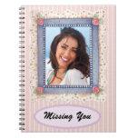 Mi diario/falta de usted cuaderno
