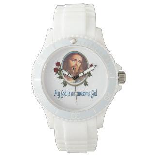 Mi dios es dios impresionante reloj