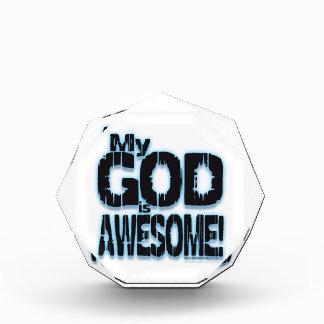 ¡Mi DIOS es IMPRESIONANTE!