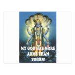 mi dios postales