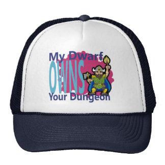 Mi enano posee su mazmorra gorras de camionero