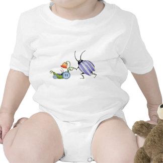Mi enredadera del cochecillo de bebé trajes de bebé