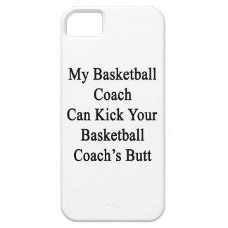 Mi entrenador de béisbol puede golpear a su iPhone 5 fundas