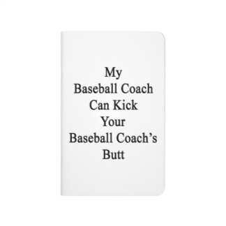 Mi entrenador de béisbol puede golpear el B de su