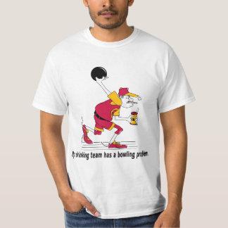 Mi equipo de consumición tiene un problema de los camisas