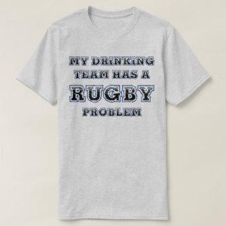 Mi equipo de consumición tiene una camiseta polera