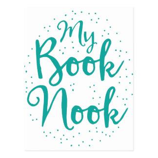 mi escondrijo del libro postales