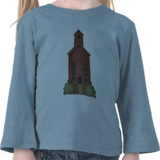 Mi escuela camiseta