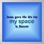 Mi espacio en cielo impresiones