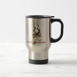 MI ESPIRAL RAM DEL MASCOTA TAZA DE CAFÉ