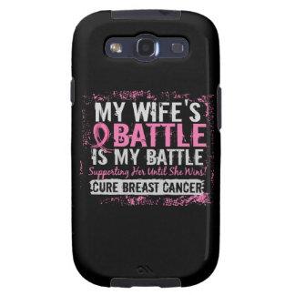 Mi esposa del cáncer de pecho demasiado 2 de la ba galaxy s3 coberturas