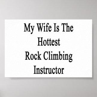 Mi esposa es el instructor más caliente de la esca impresiones