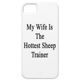 Mi esposa es el instructor más caliente de las ove iPhone 5 carcasa