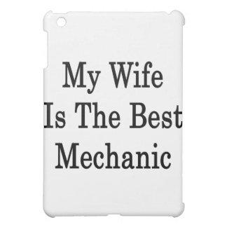 Mi esposa es el mejor mecánico