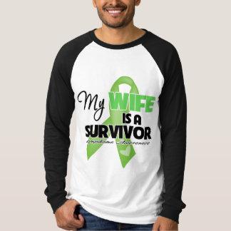 Mi esposa es un superviviente - linfoma playera