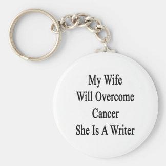 Mi esposa superará al cáncer que ella es escritor