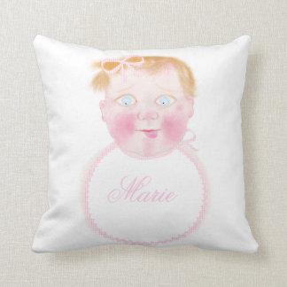 Mi estimada colección del bebé de la almohada del