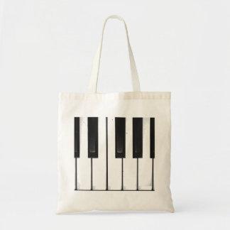 Mi estimado Love [el piano] Bolsa De Mano