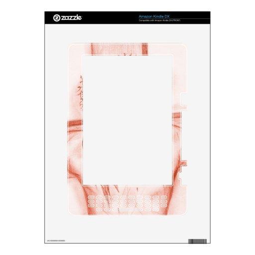 Mi estimado señor IV Kindle DX Skins