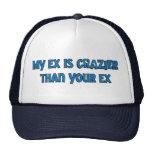 Mi ex está más loco gorra