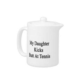 Mi extremo de los retrocesos de la hija en el