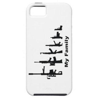 Mi familia (armas del amor de I) iPhone 5 Funda