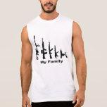 Mi familia (armas del amor de I) Camisetas Sin Mangas