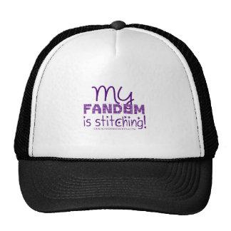 ¡Mi Fandom está cosiendo! Gorras De Camionero