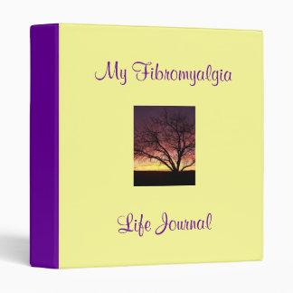 """Mi Fibromyalgia, Diario-Carpeta de la vida Carpeta 1"""""""