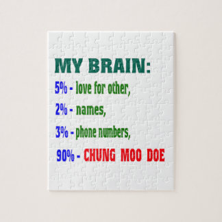 Mi gama del MOO del cerebro el 90% Chungkin Puzzles Con Fotos