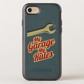 Mi garaje mis reglas funda OtterBox symmetry para iPhone 7