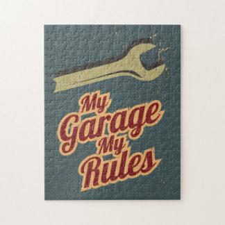 Mi garaje mis reglas puzzle
