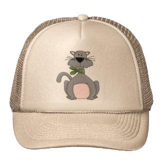 Mi gato del mascota gorras de camionero