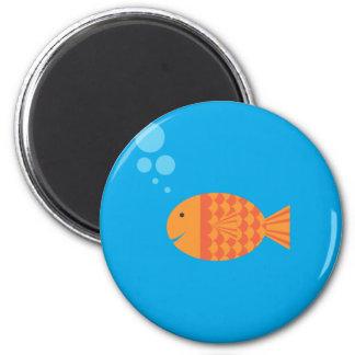 Mi Goldfish del mascota Iman Para Frigorífico