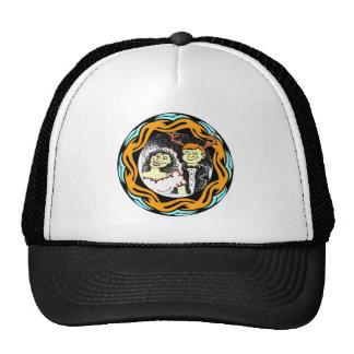 Mi gorra/casquillo del marido de los ciervos gorra