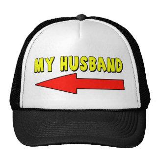 Mi gorra/casquillo del marido gorras
