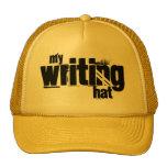 Mi gorra de la escritura