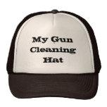 Mi gorra de la limpieza del arma