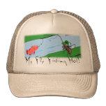 """""""Mi gorra de la pesca con mosca """""""