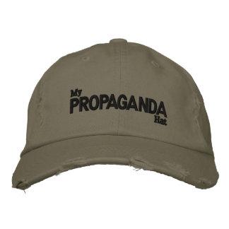 Mi gorra de la propaganda gorra bordada