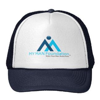 MI gorra del camionero del logotipo del HOMBRE