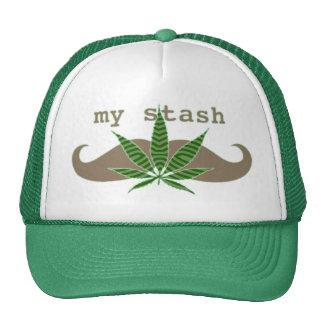 Mi gorra del escondite
