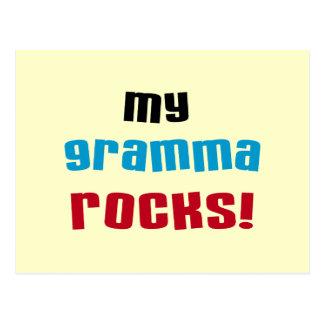 Mi Gramma oscila las camisetas y los regalos Tarjeta Postal