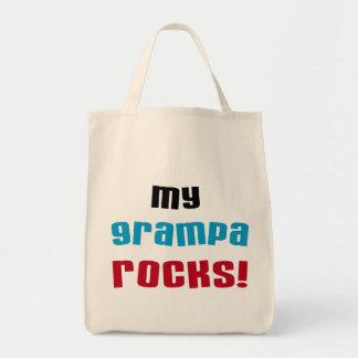 Mi Grampa oscila las camisetas y los regalos Bolsa De Mano