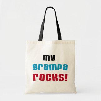 Mi Grampa oscila las camisetas y los regalos Bolsa Tela Barata