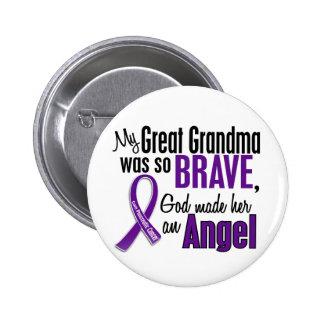 Mi gran abuela es un cáncer pancreático del ángel pins