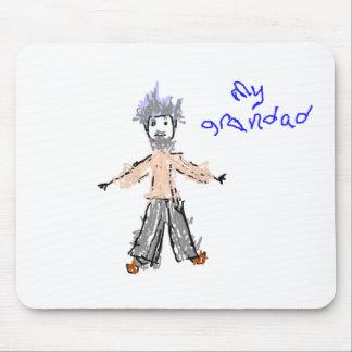Mi Grandad - el dibujo del niño